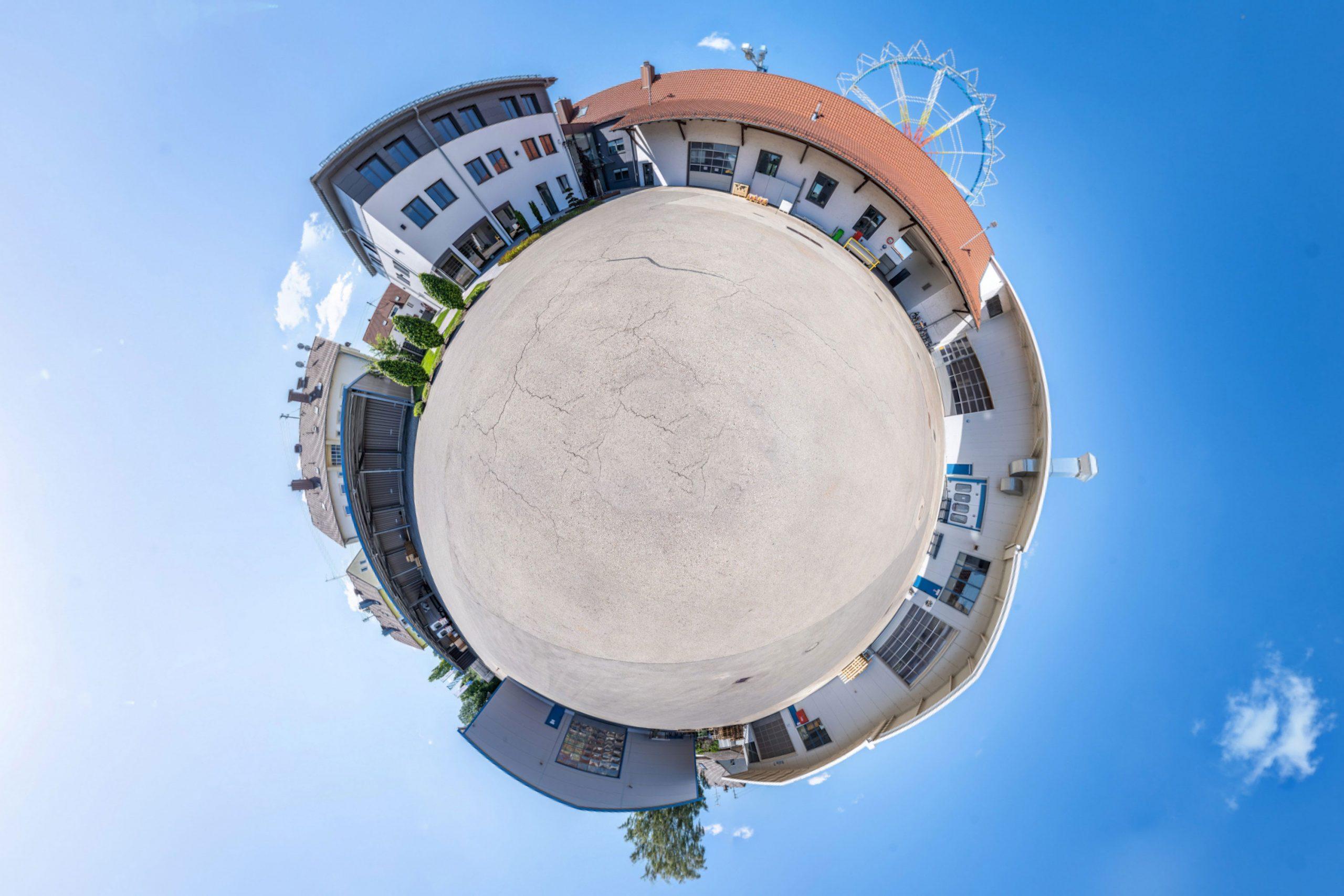360 Grad Fotografie / Virtuelle Touren